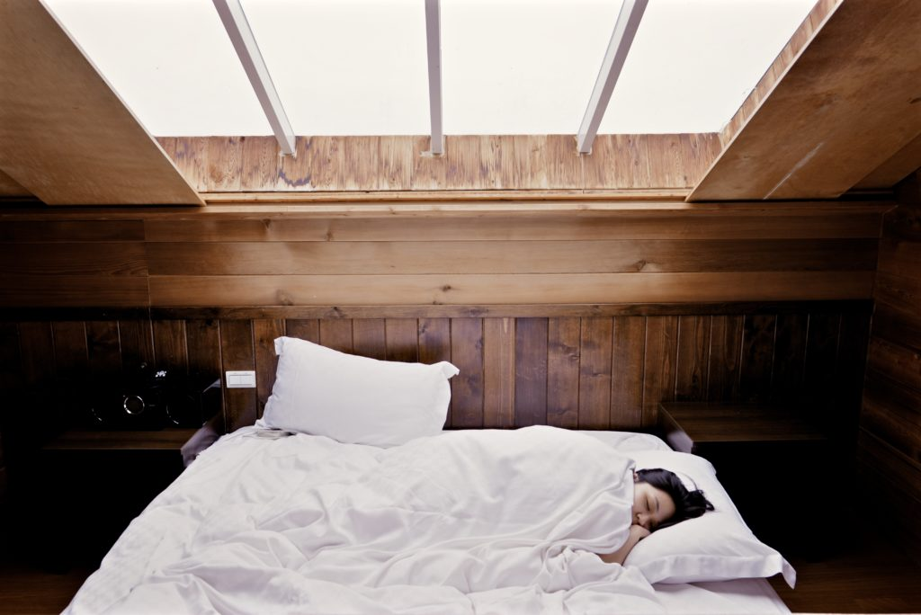 The whole lot You Want to Do For a Evening of Restful Sleep