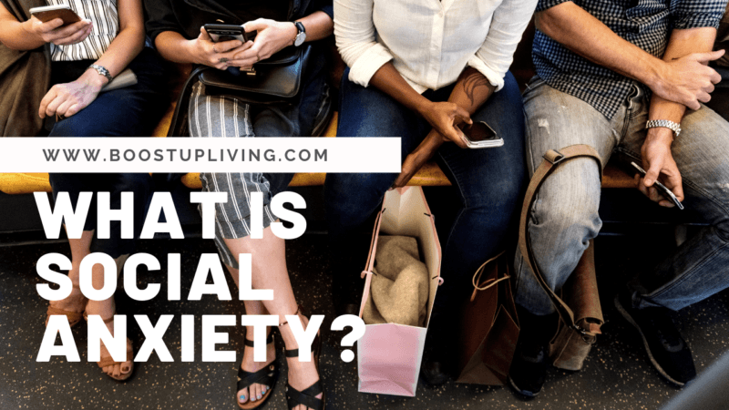 what is social anxiety