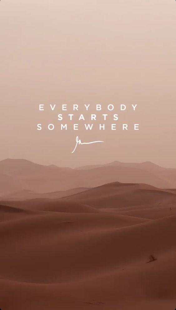 Everybody stays somewhere