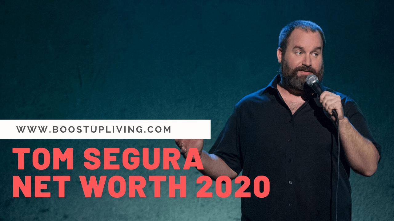 Tom Segura Net Worth in 2020 | Celebrity Net Worth