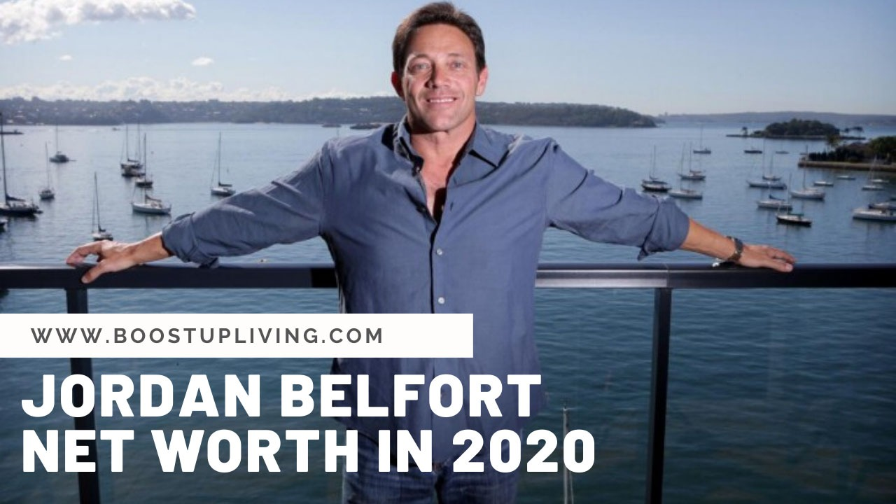 Jordan Belfort Net Worth in 2020 | Celebrity Net Worth