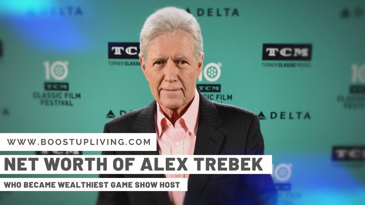 Net Worth Of Alex Trebek - Who Became Wealthiest Game Show Host