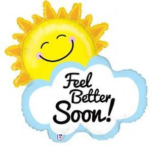 Feel better soon.- get well soon quotes
