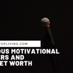 Motivational Speakers and Their Net Worth