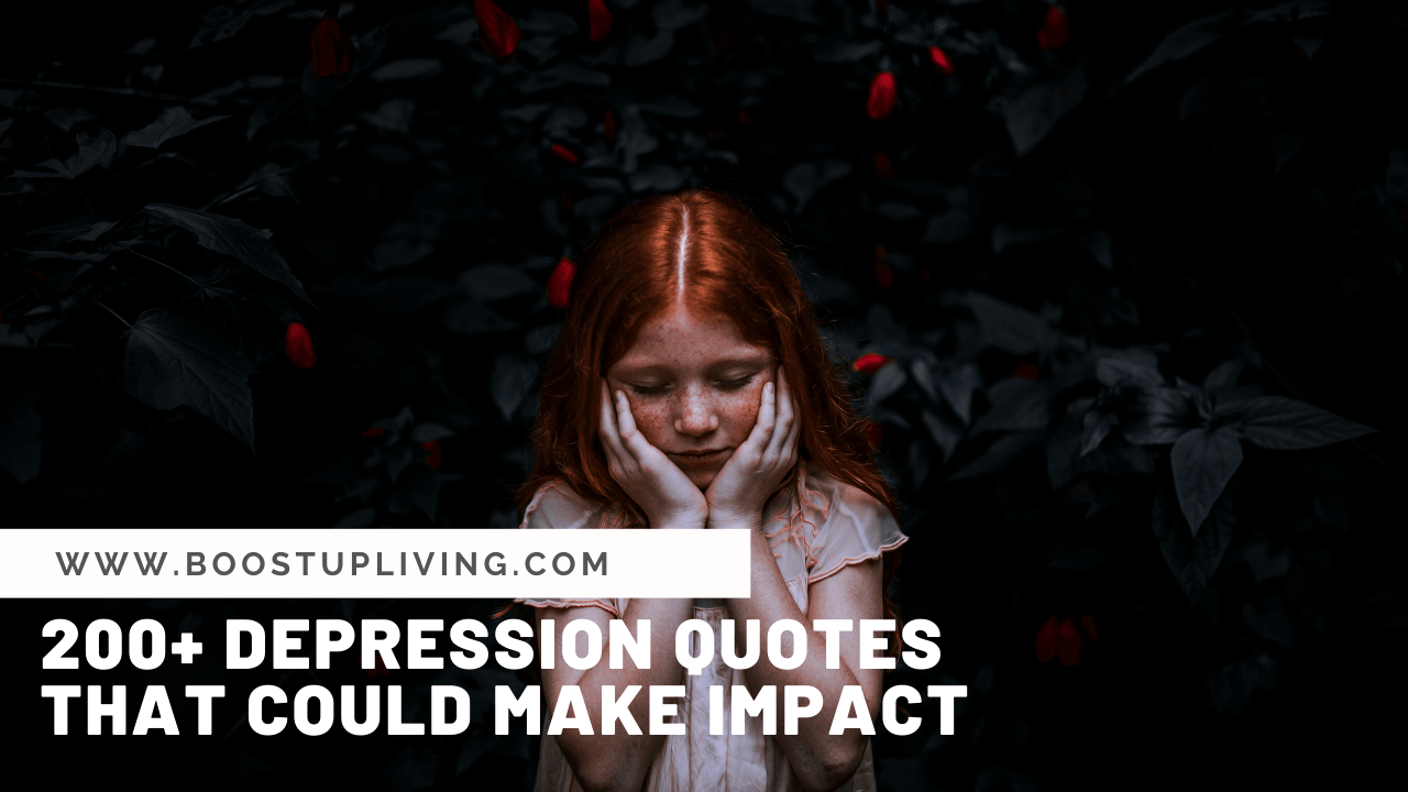 Depression Quotes That Could Make Impact