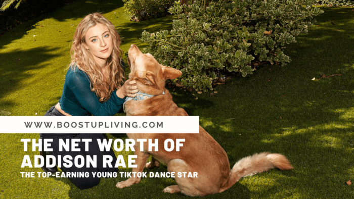 The Net Worth Of Addison Rae, The Top-Earning Young Tiktok Dance Star