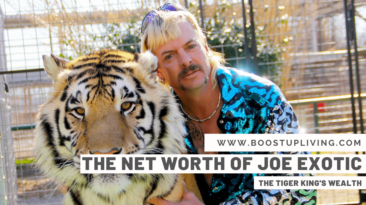 The Net Worth Of Joe Exotic_ The Tiger King's Wealth
